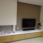Residential Feature Wall Unit